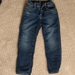 Gap Lined Jeans Boys 6